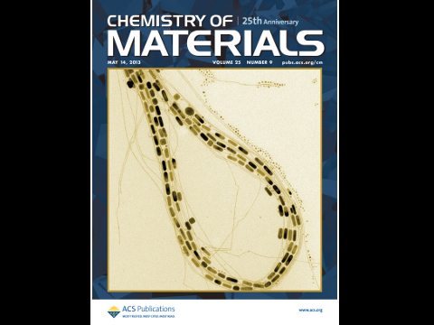 Chemistry of Materials 2013